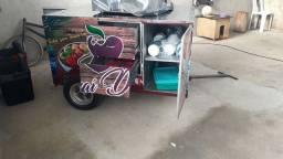 Vendo carrinho para vendas ambulantes