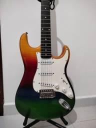 Título do anúncio: Guitarra Condor - venda ou troca em Xbox/PS3