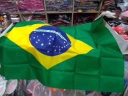 Bandeira do Brasil 58x87cm poliéster