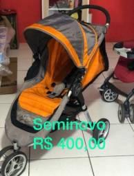 Título do anúncio: Carrinho  - Crianca bebe