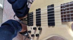 Baixo cort artisan dlx MK1 6 cordas!