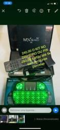 Título do anúncio: TVBOX  + Mini teclado