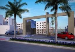 Título do anúncio: Apartamento em Ponta Negra - 2/4 - 48m² - Para Nov/21 - Praia de Ponta Negra - Doc Grátis