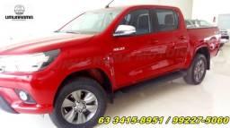 Toyota Hilux Srv 4x4 - 2017