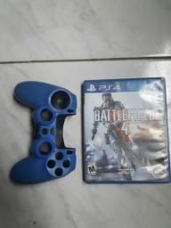 Battlefield 4 / vendo ou troco por ( Battlefield 1 ) ou ( ww2 ) ou ( Rainbow six Siege )