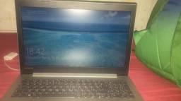 Notebook Lenovo Ideapad 320 i3 (Ja e o menor valor)