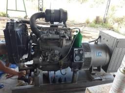 Gerador 55 KVA Trifásico