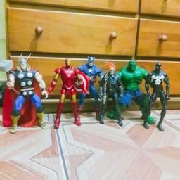 Bonecos Super Heróis, Os Vingadores