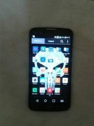 Vendo celular LG k10 com 16y gigas de memòria interna muito conservado $400