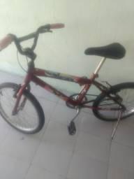 Bicicleta pra vender logo