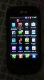 Celular com internet tela pequena