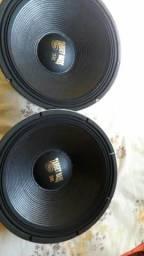 Alto falantes 3.0 target bass