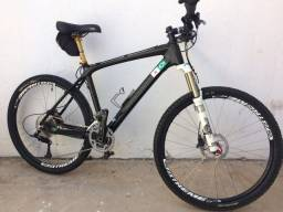 Vendo bike carbono