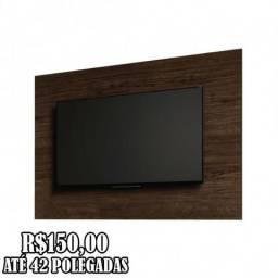 Painel para TV Várias Cores e modelos Preço imbatível a partir de 150,00