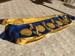 Banana Boat p/ 5 pessoas. Nautika, Nautica. Bote inflável, boia. Canoa, lancha, JET SKI