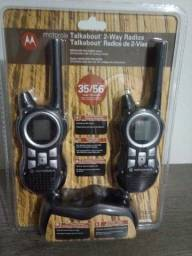 Rádio Comunicador Motorola Mr350mr