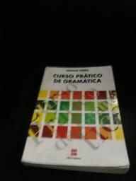 Livro de gramática do ERNANI TERRA