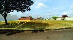 Terreno com 250 m² a venda no condomínio real park sumaré
