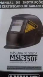 (VENDIDO!) mascara de solda automática, pouco uso