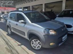 Uno 1.0 way 2013 o mais Novo de Sergipe o carro do uber - 2013