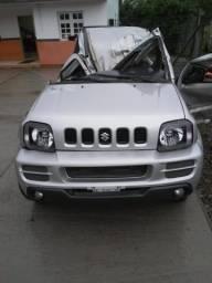 Suzuki Jimny 2012 4x4 vendido em pecas