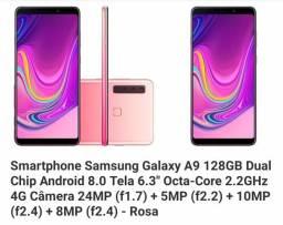 Smartphone Samsung Galaxy A9 SM-A920 128GB