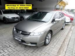 Honda Civic LXL 1.8 Flex Manual 2010 Completo - 2010