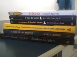 Kit livros (6)