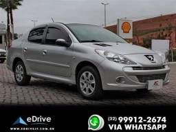 PEUGEOT 207 2009/2010 1.4 XR PASSION 8V FLEX 4P MANUAL - 2010