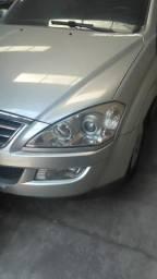 Ssangyong kyronm 200kdi diesel 2011 sucata somente peças