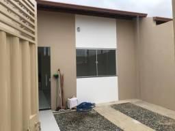 Vendo casas no bairro vale do sol com possibilidade de venda com entrada pequena