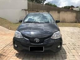 Toyota Etios Platinum 1.5 Sedan Automático 2017 - 2017