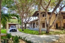Casa-Mansão duplex alto padrão, 6 suites Paracuru Aluguel Anual