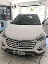 Hyundai Grand Santa Fe 7 lugares - 2014