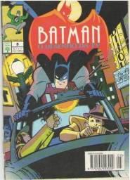 Batman O Desenho da TV - Ed. 5 - 52 pg - 1994 - Revista em Quadrinhos DC-Abril