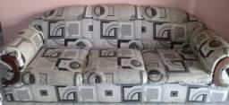 Sofa Estampado 2 e 3 Lugares