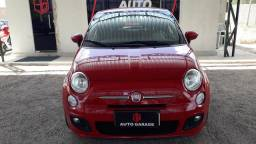 Fiat 500 sport air 2012 completo - 2012