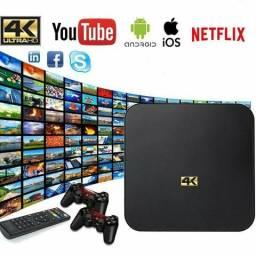 Tv Box diversão para a toda família