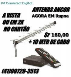Eletrica residencial e antenas para tv