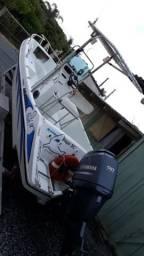 Lancha Fishing Shark 19 - 2004