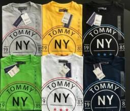Camisa camiseta tommy peruana atacado revenda