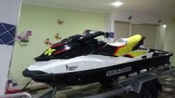 Jet ski sea doo wake 155hp 2014 - 2014