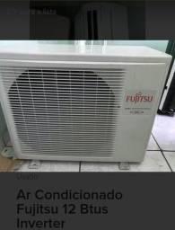 Ar condicionado fujitsu 12 mil inverte