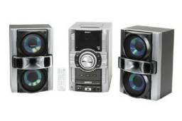 Som Minisystem Sony MHC-GT222 300W RMS