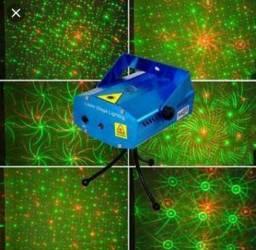 Baratooo compre laser c desenho e strobe luz branca