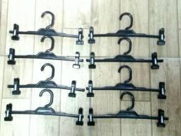 Cabides com presilha para calça