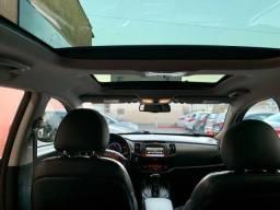 Kia Motors Sportage EX2 4P * Top de Linha * Teto Solar* - Carro muito Novo!!!!!! - 2014 - 2014