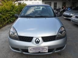 Clio Sedan 4 portas 2007 - 2007