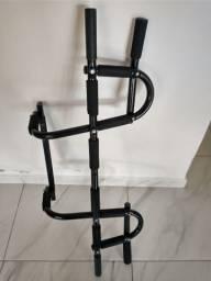 Barra Porta Iron Gym Multifuncional