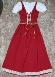 Roupa/Traje típico alemão feminino